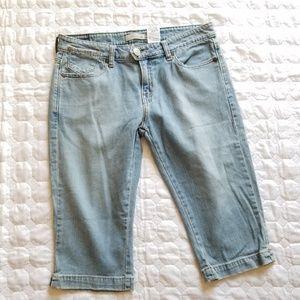 Levis 545 Crop Jeans